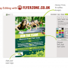 Get Personalised Health and Fitness Flyers Online in Minutes!